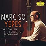 Yepes - The Complete Concerto Recordings [5 CD]