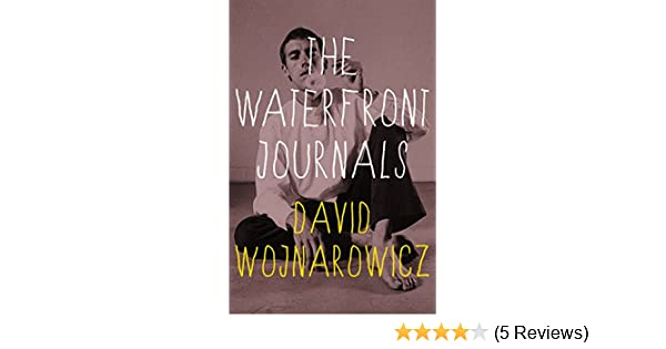 The Waterfront Journals Kindle Edition By David Wojnarowicz Amy