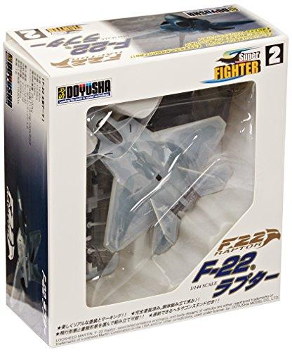 Doyusha F-22 Raptor Building Kit (F 22 Raptor Toy)