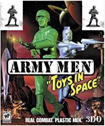 Amazon Com Army Men Toys In Space Pc Video Games