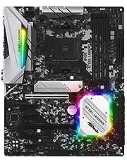 ASRock B450 Steel Legend Socket AM4/ AMD Promontory B450/ DDR4/ Quad CrossFireX/ SATA3&USB3.1/ M.2/ A&GbE/ATX Motherboard