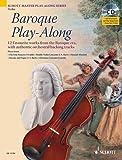 Baroque Play-Along for Violin, Max Charles Davies, 1847611028