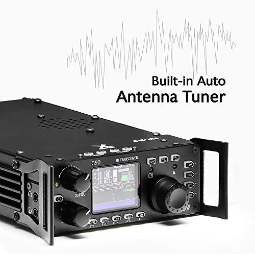 Xiegu G90 HF Amateur Radio Transceiver 20W SSB/CW/AM/FM 0 5