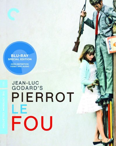 Pierrot le fou (The Criterion Collection) [Blu-ray] by Image Entertainment