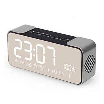 Altavoz Bluetooth Estéreo Bass Boombox LED Micrófono Manos Libres ...
