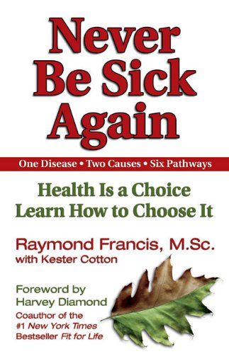 Never be sick again health is a choice learn how to choose it never be sick again health is a choice learn how to choose it by fandeluxe Choice Image