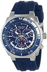Nautica Men's N14676G NST 700 Chrono Fashion Active Watch