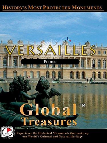 Global Treasures - Versailles - Chateau De Versailles - Paris, France ()