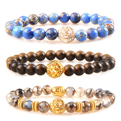 MIKINI Jewelry Natural Bracelets imperial