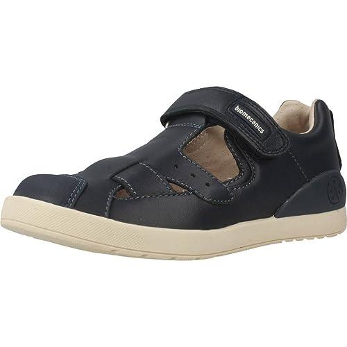 mejor selección 7bdf8 85f33 Zapatos de Cordones para niño, Color Azul (AZULMARI), Marca BIOMECANICS,  Modelo Zapatos De Cordones para Niño BIOMECANICS 182171 Azul