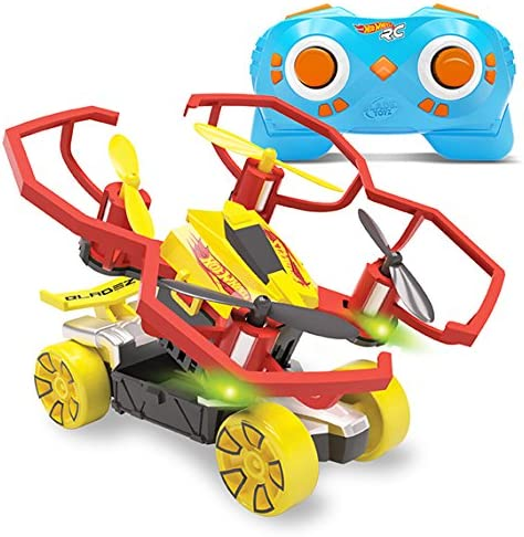 Hot Wheels Drone Racerz , vehículo Set: Hot Wheels: Amazon.es ...