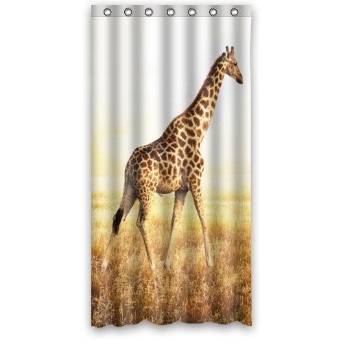 Griaffe Shower Curtain