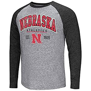 NCAA Nebraska Cornhuskers Long Sleeve Tee Shirt_2XL