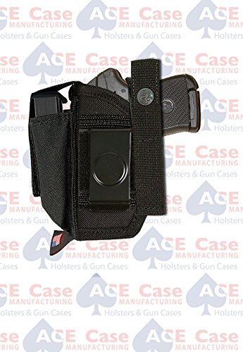 RUGER LCP II (WITHOUT LASER) SIDE HOLSTER FROM ACE CASE - MADE IN U.S.A.