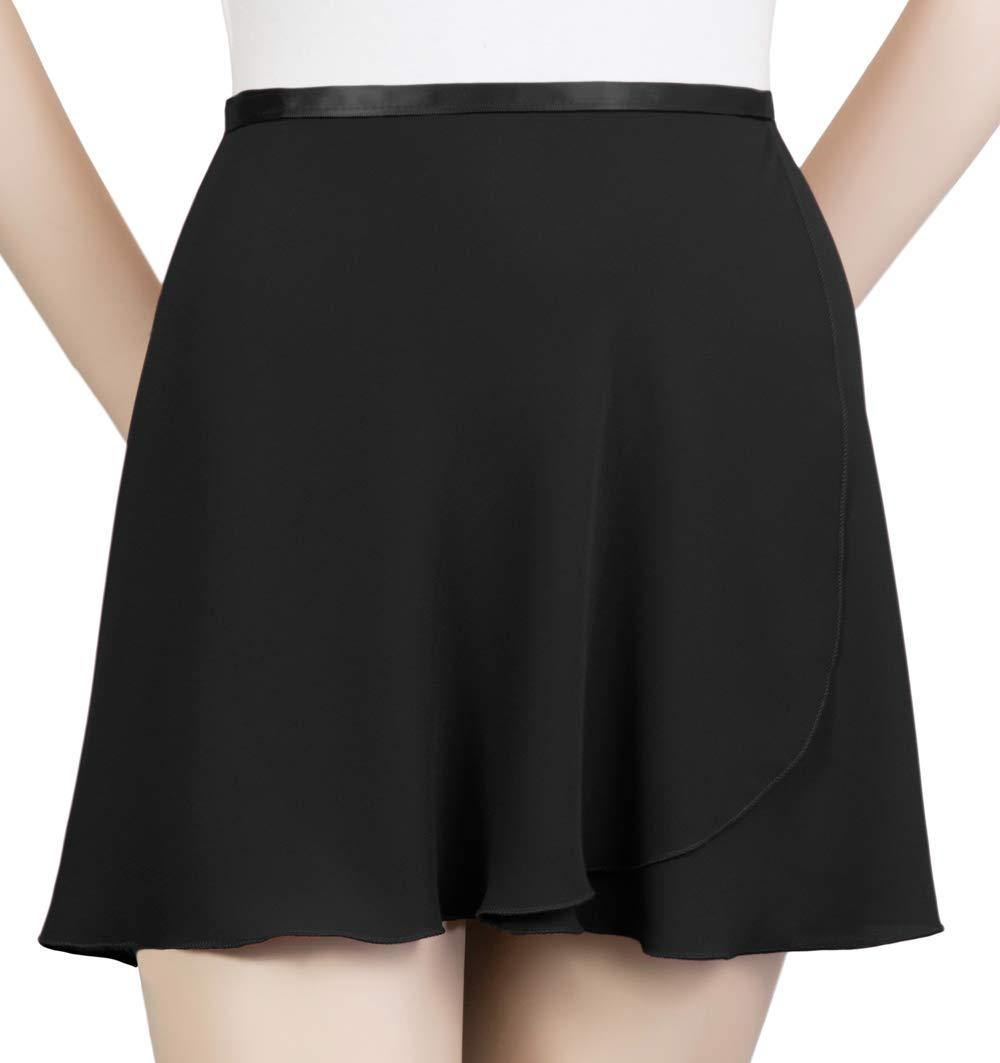1932846e3 Trienawear Womens Ballet Skirt, 14