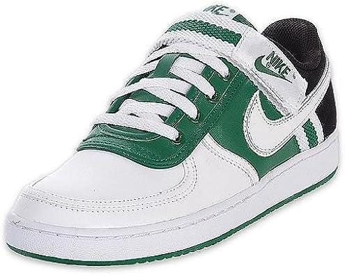 preferir discordia Anunciante  Amazon.com | Nike Vandal Low Mens Sneakers (Pine Green/White-Black) 13 |  Shoes