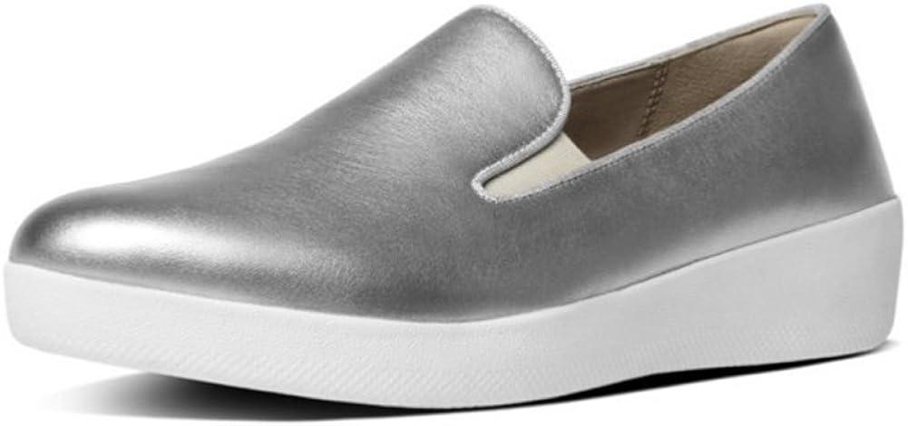 FitFlop Superskate, Zapatos de tacón con Punta Cerrada Mujer