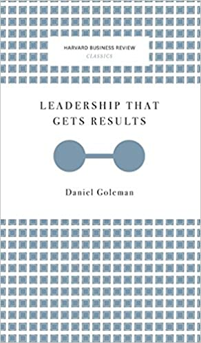 leadership that gets results amazon