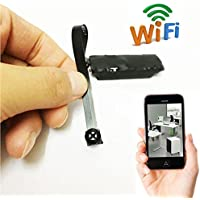 fannuoyi Wireless Camera Nanny Home Cam WIFI IP Pinhole DIY Digital Video Camera Mini Micro DVR