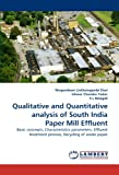Qualitative and Quantitative Analysis of South India Paper Mill Effluent, Ningombam Linthoingambi Devi and Ishwar Chandra Yadav, 3843363927
