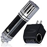 Farsic Best Air Purifier Ionizer/Mini Air Cleaner/Smoke Eater/Remove Smoke Smell from Car/Helps with Allergies