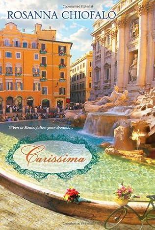 book cover of Carissima