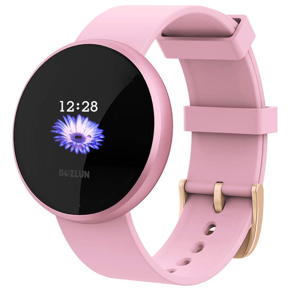 LB LIEBIG Womens Smart Watch Waterproof Smartwatch Activity Fitness Tracker and Heart