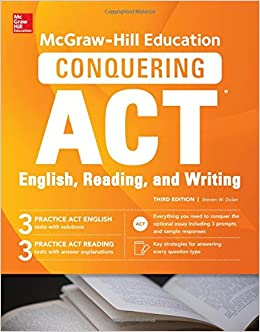 ~INSTALL~ McGraw-Hill Education Conquering ACT English Reading And Writing, Third Edition. sizlere estudio torneos Adobe point