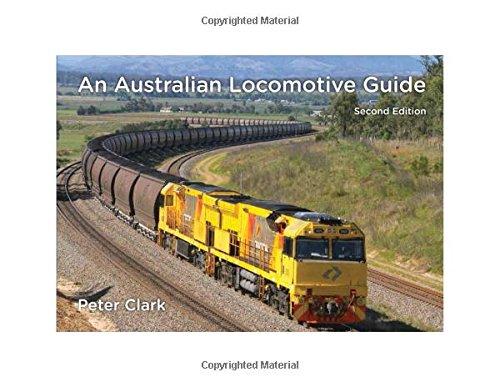 An Australian Locomotive Guide: Second (Transport Guide Plate)