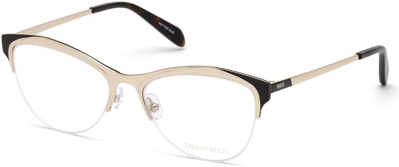 Eyeglasses Emilio Pucci EP 5073 028 shiny rose gold
