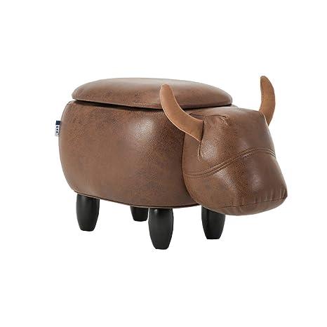 GAIXIA-Sofá Taburete Moda sofá Taburete Forma de Animal ...