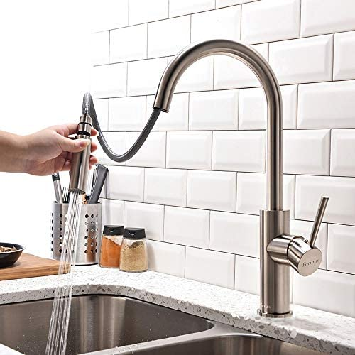 Kitchen Sprayer Faucets Brushed FORIOUS product image