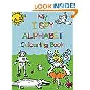 My I Spy Alphabet Colouring Book