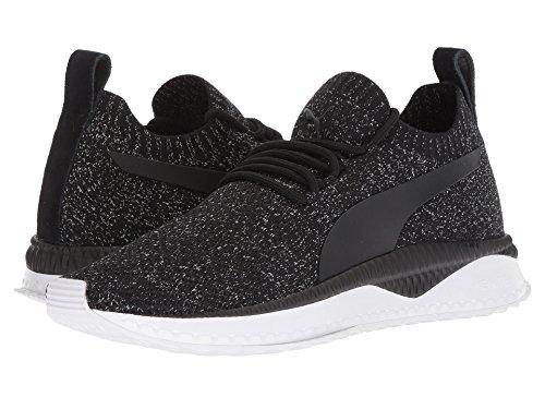 [PUMA(プーマ)] メンズランニングシューズ?スニーカー?靴 Tsugi Apex evoKNIT Puma Black/Aquifer/Puma White 8.5 (26.5cm) D - Medium