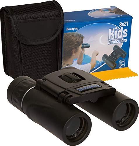 Premium Binoculars for Kids High Resolution 8x21 | 1000 Yard Clarity | Compact Binoculars Set for Bird Watching, Backyard Safari, Outdoor Play, Hunting, Camping Gear, Hiking | Boys and Girls Gifts
