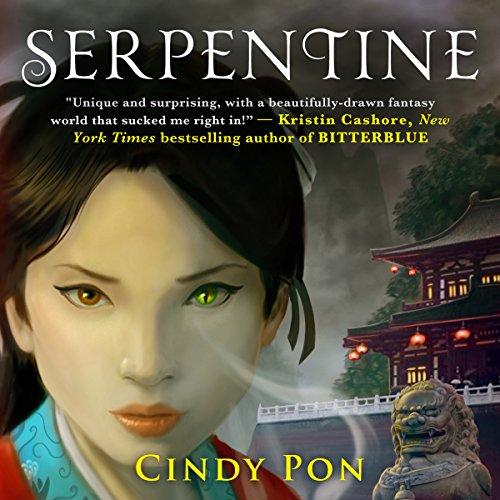 Serpentine book cover