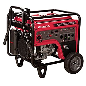 Honda EM6500S Generator w/ Electric Start