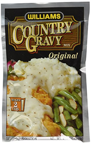 Williams Country Gravy Mix 2 Ounces (Pack of 12) ()