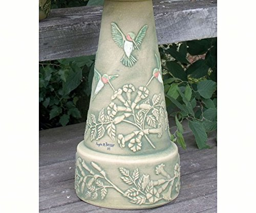 Burley Clay Products BURL55014200 Hummingbird Pedestal Only (+ FRT)