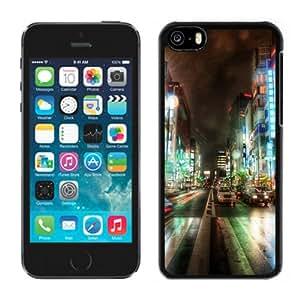 Fashion DIY Custom Designed iPhone 5C Generation Phone Case For Tokyo Night Phone Case Cover