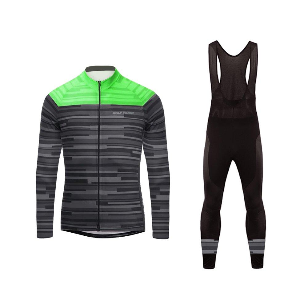 Uglyfrog 2018 Frühling Herren Lange Ärmel Cycling Jersey Männer Radfahren Trikots & Shirts Atmungsaktiv Mode Bunt Sport Bekleidung CX04