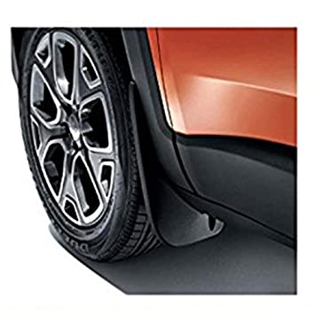 Auténtica Jeep Renegade frontal moldeado Splash Guards. Nuevo. k82214128.: Amazon.es: Coche y moto