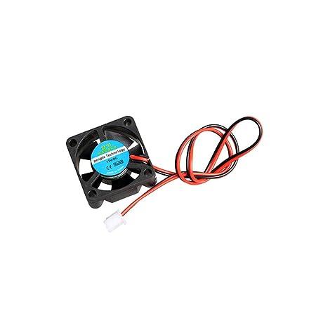 BHPSU - Ventilador axial 3010 de 12 V, 24 V, 30 x 30 x 10 mm ...