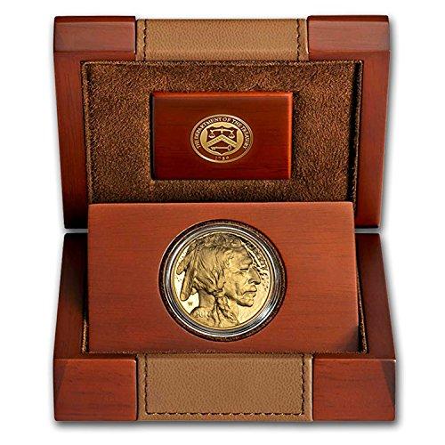2017 W 1 oz Proof Gold Buffalo (w/Box & COA) 1 OZ Brilliant Uncirculated