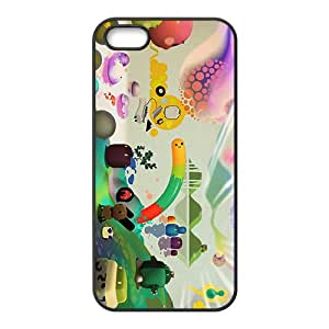 Attractive Creative Cartoon Pattern Hot Seller High Quality Case Cove For Iphone 5S