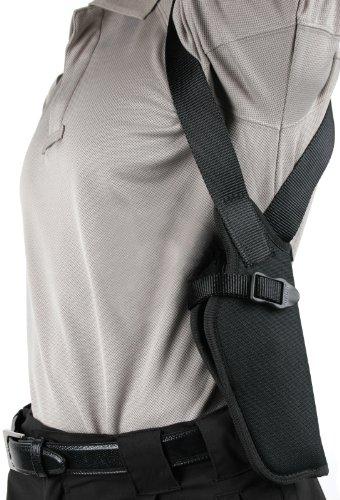 BLACKHAWK! Black Vertical Shoulder Holster, Size 05, Right Hand, (4 1/2