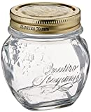 Bormioli Rocco Quattro Stagioni Anphora 10 1/4 Ounce Canning Jar, Set of 12