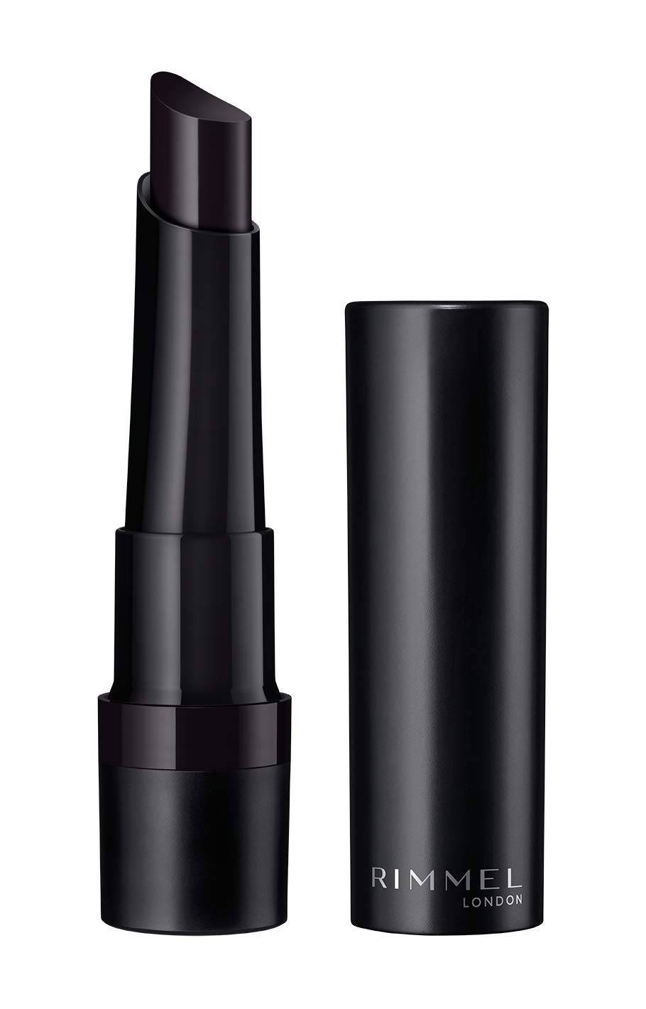 Rimmel Lasting Finish Extreme Lipstick in Off Black