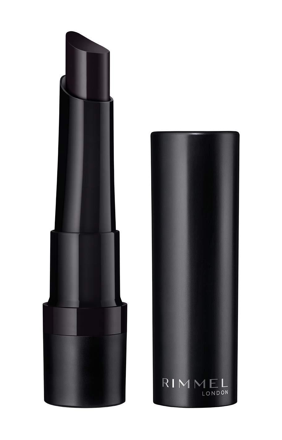 Rimmel Lasting Finish Extreme Lipstick in Off Black