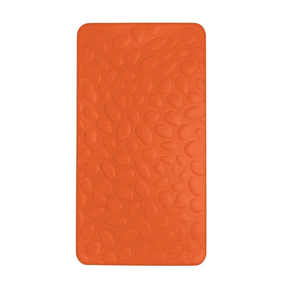 Nook Sleep Pebble Changepad, Poppy Orange